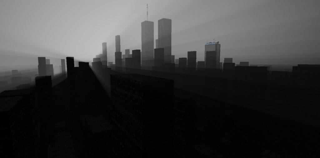spooky city