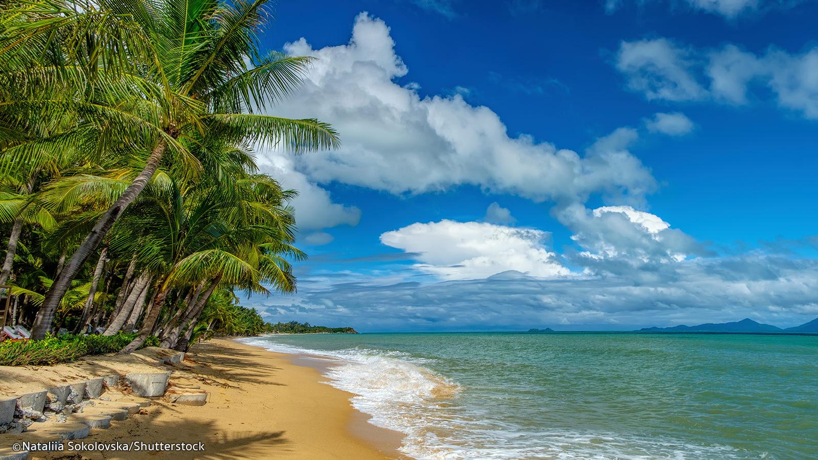 Maenam Beach